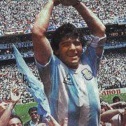 Diego Maradona Steckbrief