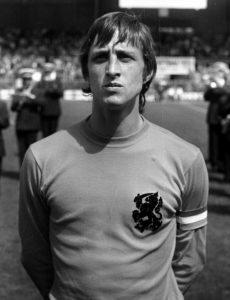 Johan Cruyff Steckbrief
