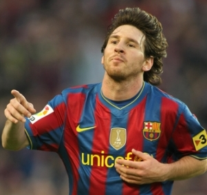 Lionel Messi Steckbrief