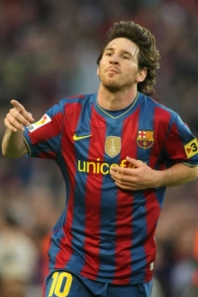 Lionel Messi Steckbrief