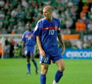 Zinedine Zidane Steckbrief