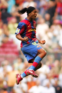 Ronaldinho Fußball Legende