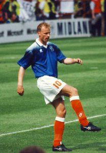 Dennis Bergkamp Steckbrief