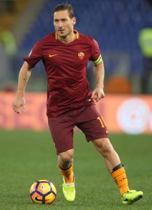 Francesco Totti Steckbrief