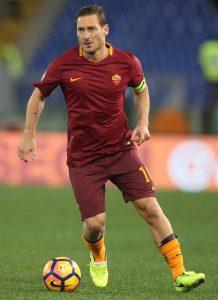 Francesco Totti Steckbrief