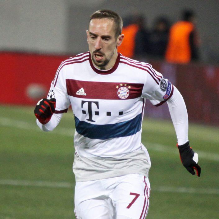 Franck Ribéry Steckbrief